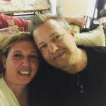 Filip Vanhees en Lucia Trabucco